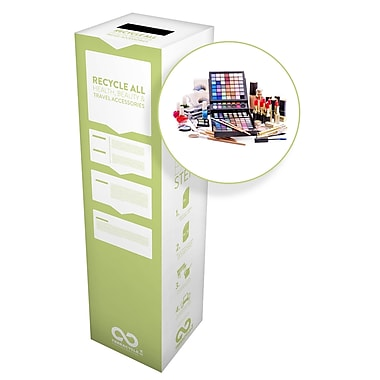 TerraCycle® Health, Beauty and Travel Accessories Zero Waste Box, 10