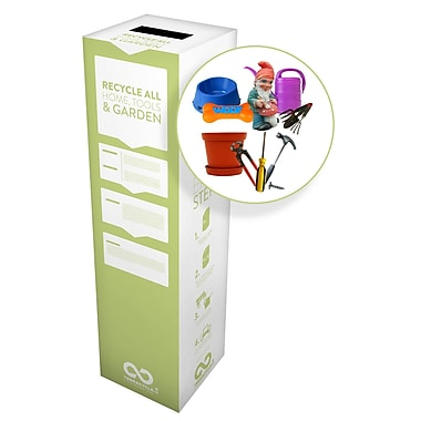 TerraCycle® Home, Tools and Garden Zero Waste Box, 11