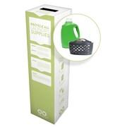 "TerraCycle® Laundry Supplies Zero Waste Box, 11"" x 11"" x 40"", Medium"