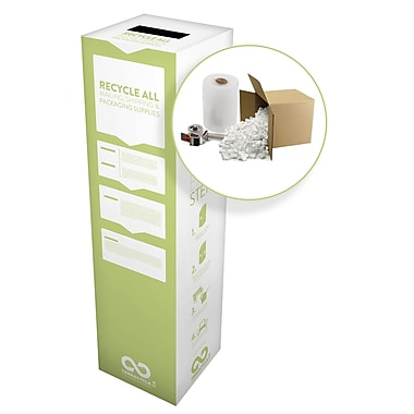 TerraCycle® Mailing, Shipping and Packaging Supplies Zero Waste Box, 11