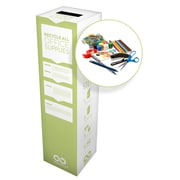 "TerraCycle Office Supplies Zero Waste Box, 11"" x 11"" x 40"", Medium"