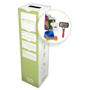 """TerraCycle® Pet Supplies Zero Waste Box, 10"""" x 10"""" x 18"""", Small"""
