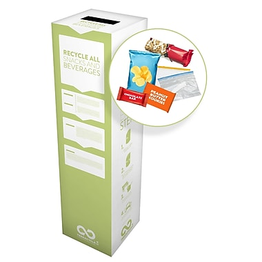 TerraCycle® Snack Wrappers Zero Waste Box, 10