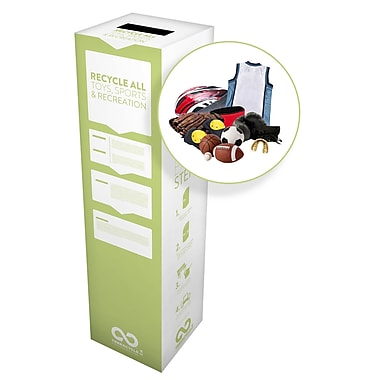 TerraCycle® Toys, Sports and Recreation Zero Waste Box, 11