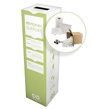 TerraCycle® Warehouse and Industrial Supplies Zero Waste Box, 10