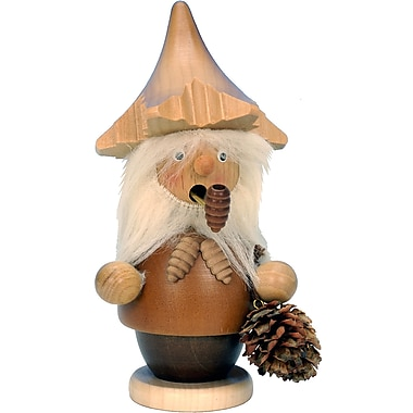 Alexander Taron Christian Ulbricht Tree Gnome Incense Burner