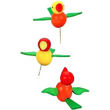 Alexander Taron Christian Ulbricht Birds Ornament