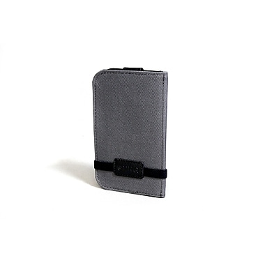 PKG 'Spread Eagle' iPhone Wallet Carry Case, Grey