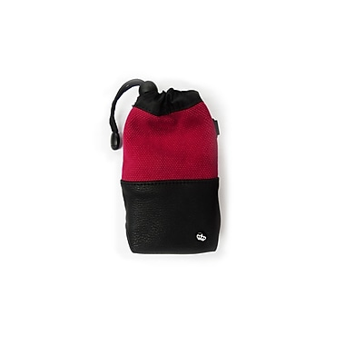 PKG 'Mullet' Universal Point and Shoot Camera Carry Case, Red