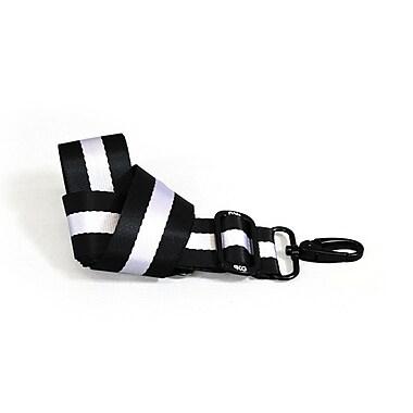 PKG 'Strap' Universal Strap, One Size, Black Stripe