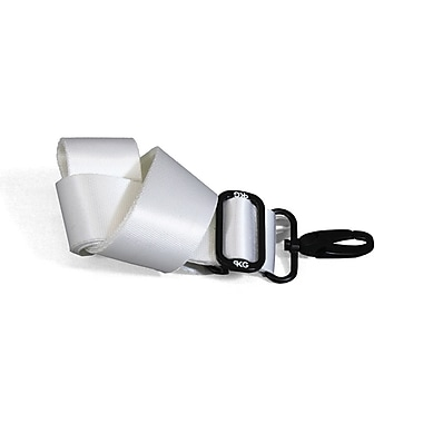 PKG – Courroies universelles Strap, taille unique, blanc