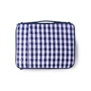 """PKG 'Stuff' Universal Tablet Carrying Case/Sleeve, Wool, 10"""", White and Black"""