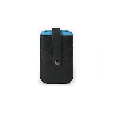 PKG 'Handy' Universal iPhone Wallet Carry Case, Cobalt
