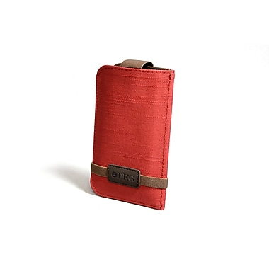 PKG 'Spread Eagle' iPhone Wallet Carry Case, Mango Denim