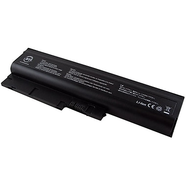 BTI® 6 Cell 10.8 VDC 5200 mAh Li-ion Notebook Battery For IBM Lenovo ThinkPad Notebook Series