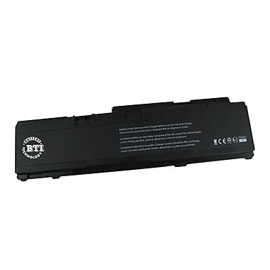 BTI® 6 Cell 10.8 VDC 3600 mAh Li-ion Notebook Battery For Lenovo ThinkPad X300 and X301 Notebook
