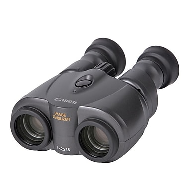 Canon® 7562A002 Compact Binoculars With Image Stabilizer, 8x