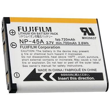 Fujifilm – Pile au lithium-ion rechargeable NP-45A de 700 mAh pour appareils photo numériques Finepix de Fujifilm