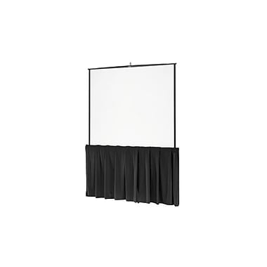 Da-LiteMD – Jupe de trépied, polytricot 80568, noir