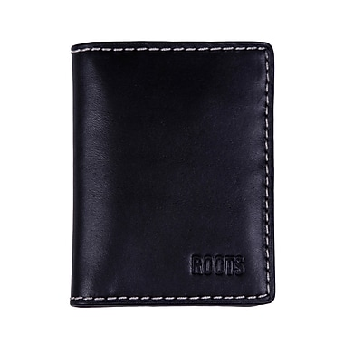 Roots License/Card Holder Case, Black