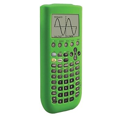 Guerrilla® Silicone Case For Texas Instruments TI 89 Titanium Graphing Calculator, Green