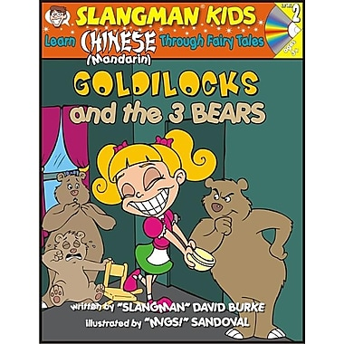 Goldilocks (Level 2): Learn Mandarin Chinese Through Fairy Tales