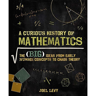 A Curious History of Mathematics: The Big Ideas from Early Number Concepts to Chaos Theory