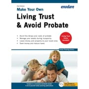 Make Your Own Living Trust & Avoid Probate [With CDROM]