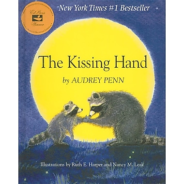 The Kissing Hand [With CD (Audio)]
