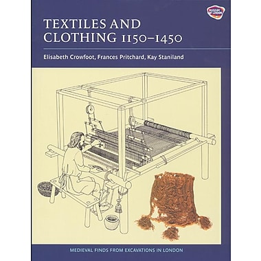 Textiles and Clothing, C.1150-C.1450