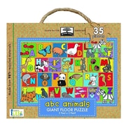Green Start ABC Animals Giant Floor Puzzle