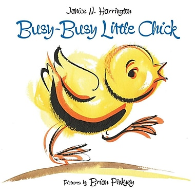 Busy-Busy Little Chick