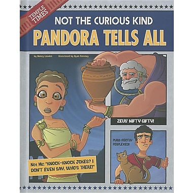 Pandora Tells All: Not the Curious Kind