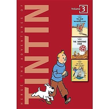 The Adventures of Tintin: Volume 3