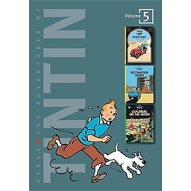The Adventures of Tintin: Volume 5