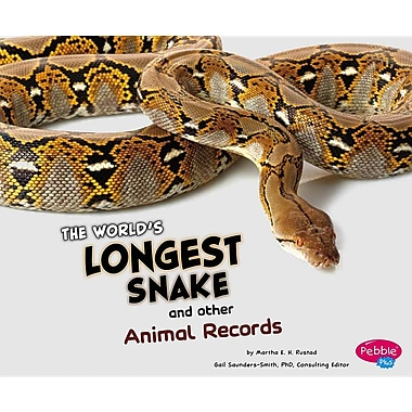 The World's Longest Snake and Other Animal Records