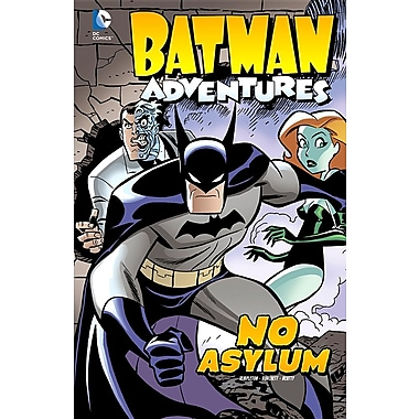 Batman Adventures: No Asylum