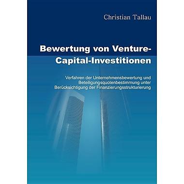 Bewertung Von Venture-Capital-Investitionen