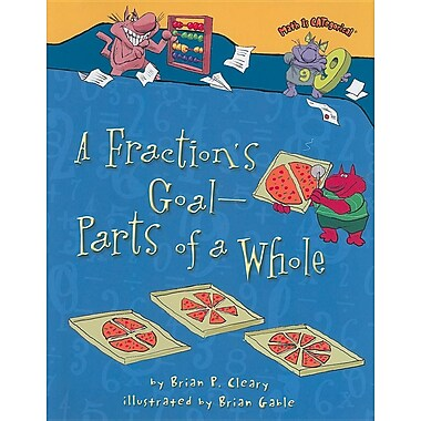 A Fraction's Goal: Parts of a Whole