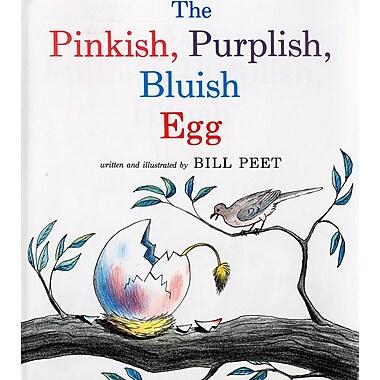 Pinkish, Purplish, Bluish Egg