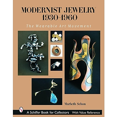 Modernist Jewelry 1930-1960: The Wearable Art Movement