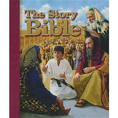 The Story Bible: 130 Stories of God's Love
