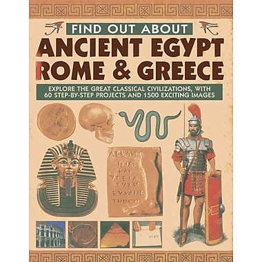 Find Out about Ancient Egypt: Rome & Greece