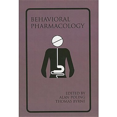 Introduction to Behavioral Pharmacology