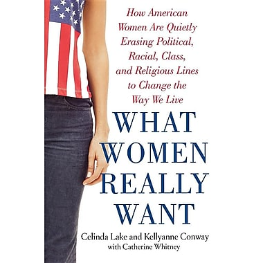 What Women Really Want: How American Women Are Quietly Erasing Political