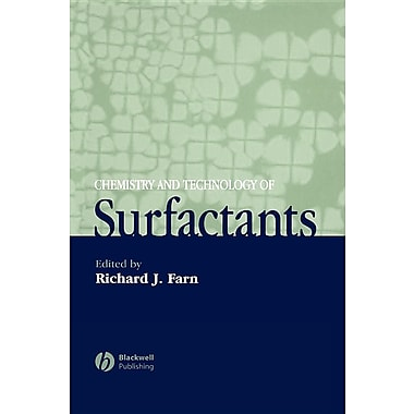 Chemistry and Technology of Surfactants