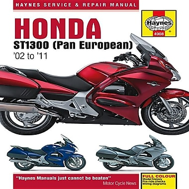 Honda St1300 (Pan European) '02 to '11