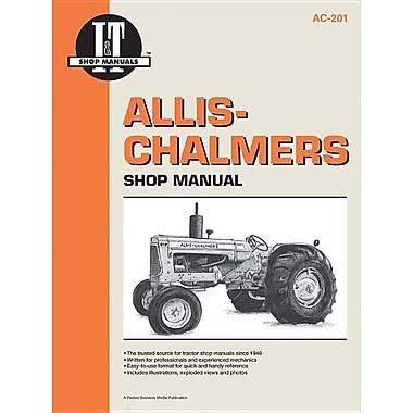 Allis-Chambers Shop Manual Ac20 Ac17 Ac25 & Ac27