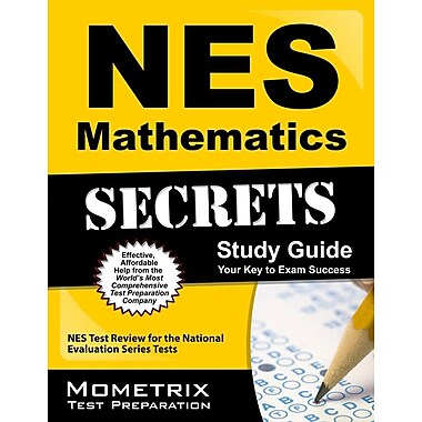 NES Mathematics Secrets Study Guide: NES Test Review for the National Evaluation Series Tests