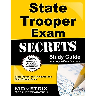State Trooper Exam Secrets Study Guide: State Trooper Test Review for the State Trooper Exam